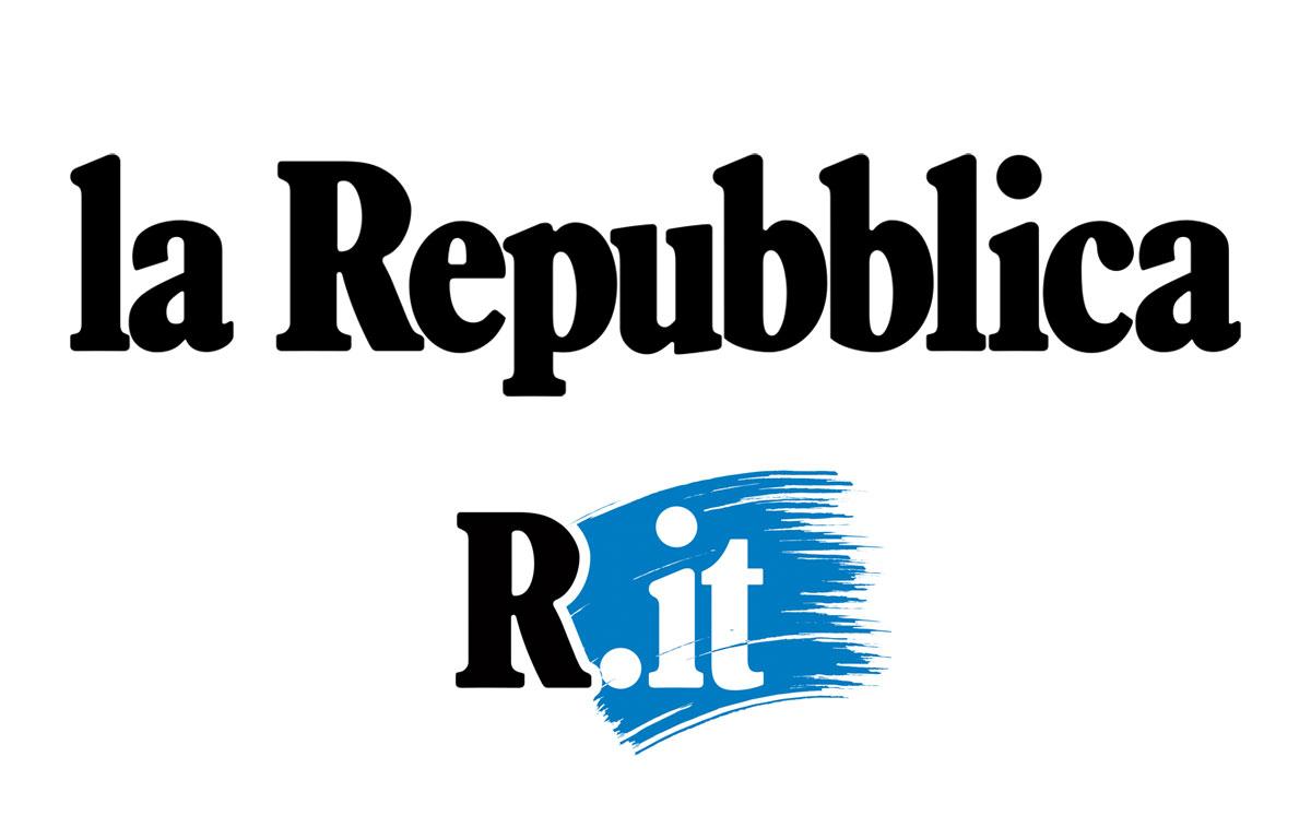 La nascita del giornale la repubblica di eugenio scalfari for Logo senato della repubblica