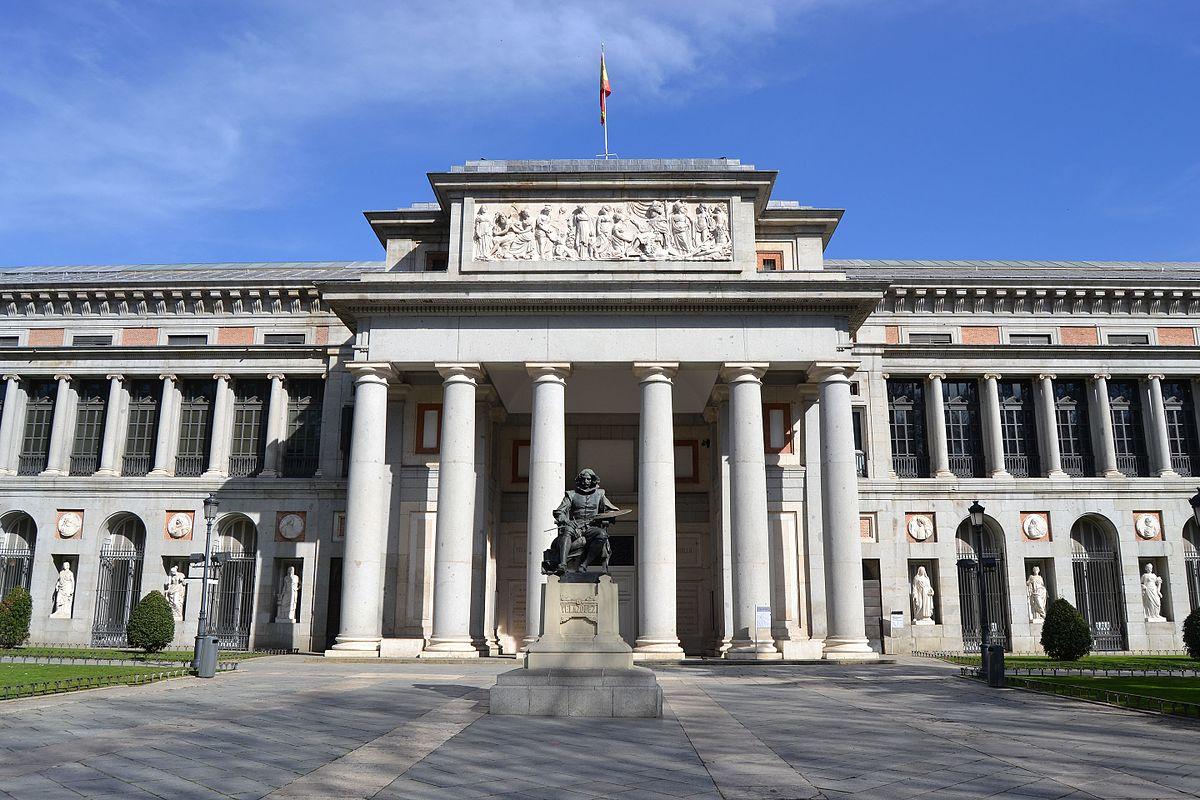 El Prado - Il Museo del Prado a Madrid