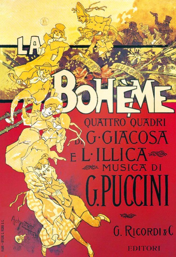 La Bohème - Puccini