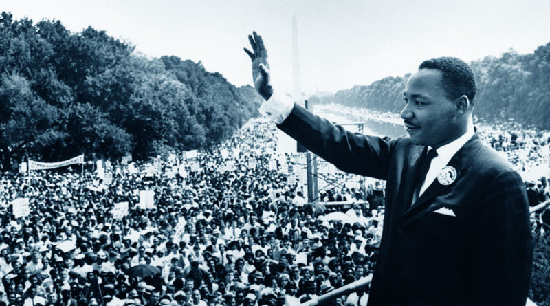 Martin Luther King - I have a dream - discorso