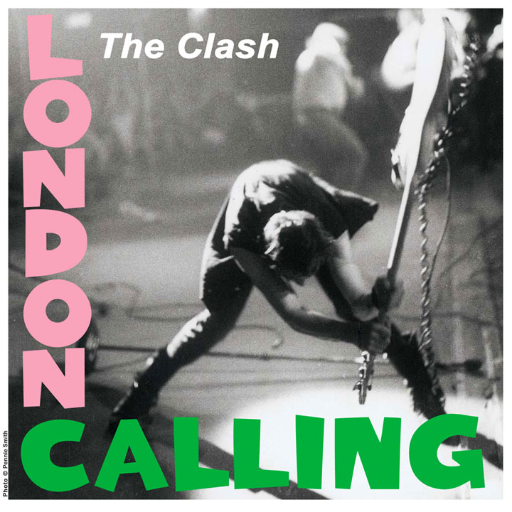 The Clash - London Calling - Cover album