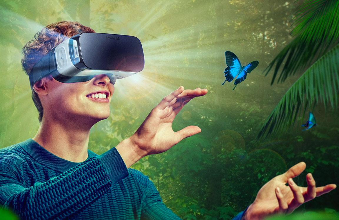 Realtà virtuale - visore