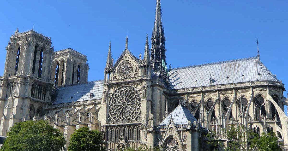 Notre-Dame, la cattedrale