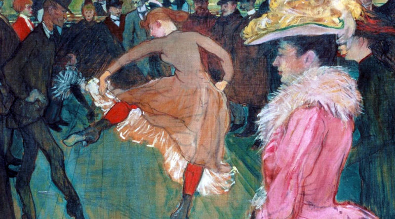 Ballo al Moulin Rouge - At the Moulin Rouge - The Dance