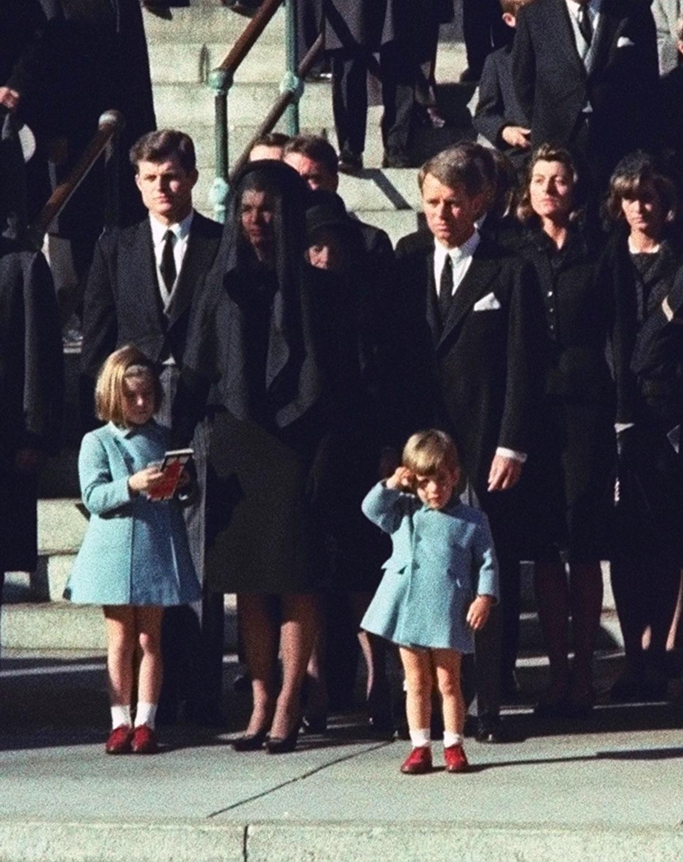 Funerale di Kennedy - JFK Funeral - 25 novembre 1963