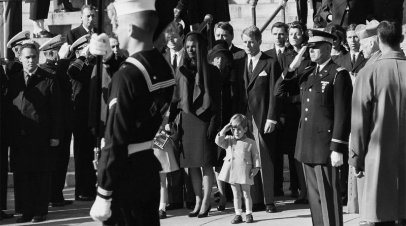 JFK - Funerale di John Fitzgerald Kennedy - JFK Funeral - 1963 - Black White