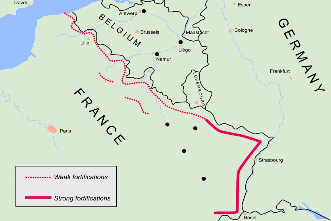 Linea Maginot - Maginot Line