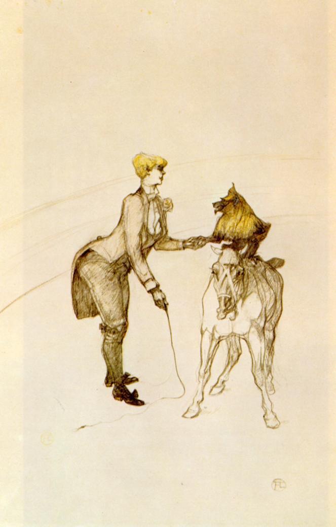 Circo - Toulouse-Lautrec