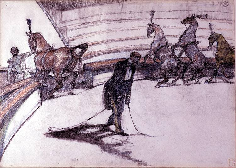 Circus - Circo - Toulouse-Lautrec