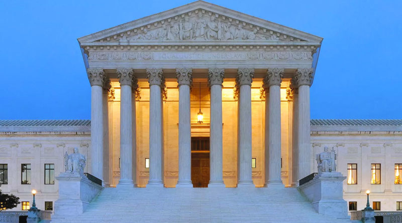 Corte Suprema Stati Uniti