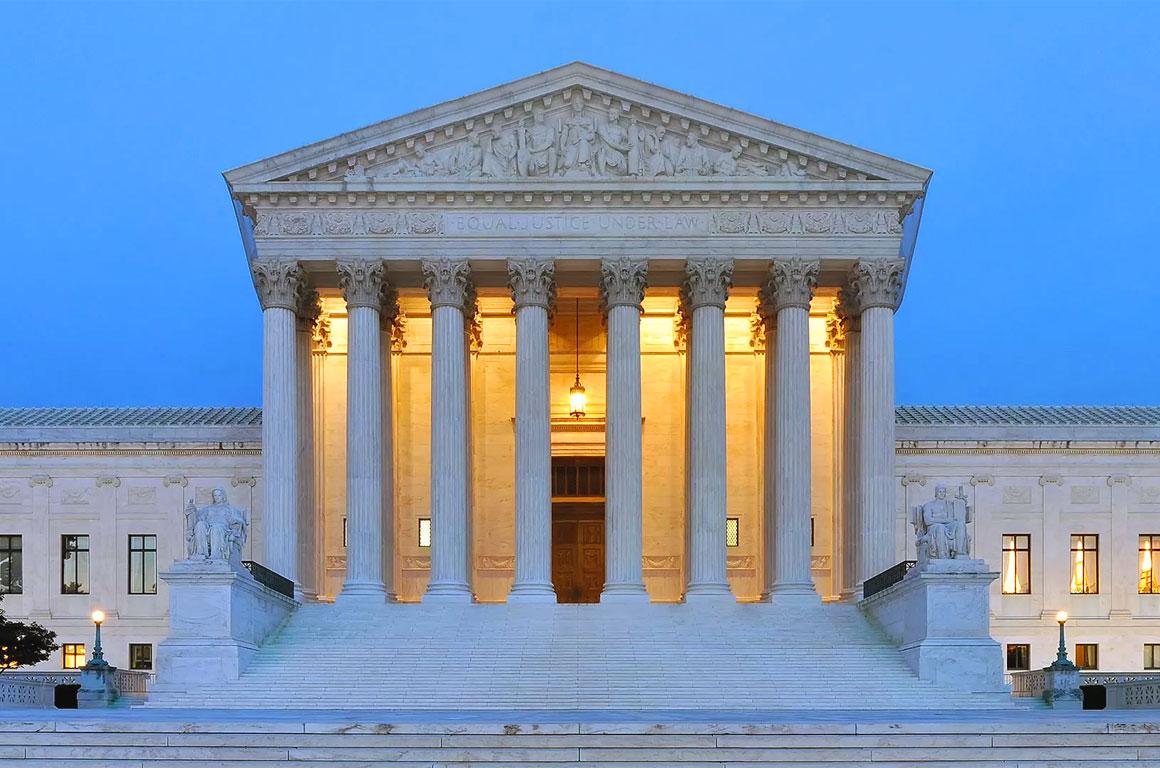 La Corte Suprema degli Stati Uniti d'America