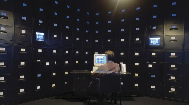 Net art - The file room - Antoni Muntadas