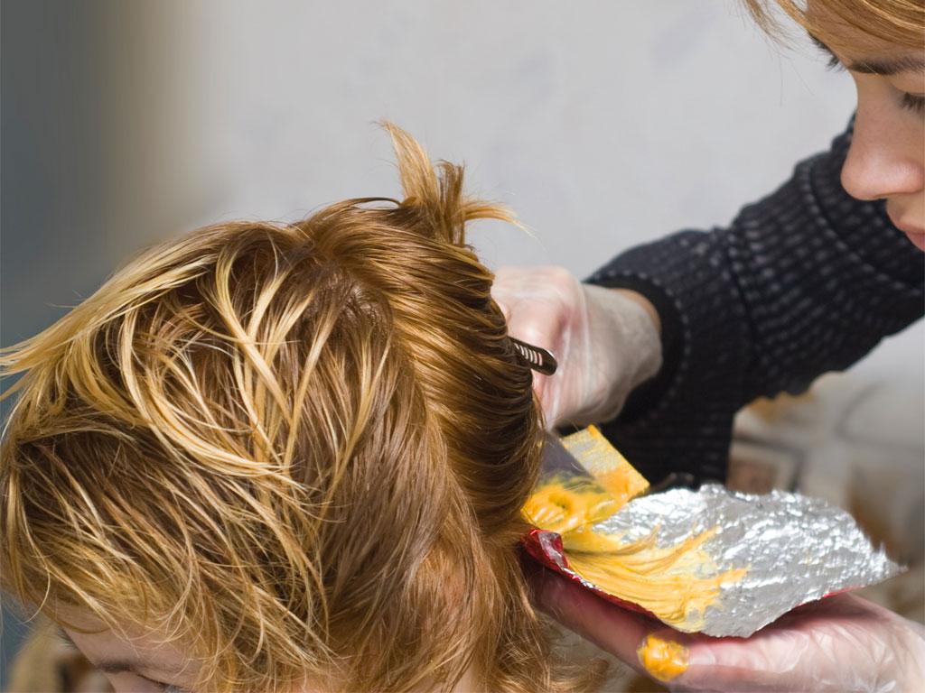 mèches colpi di sole - capelli parrucchieri