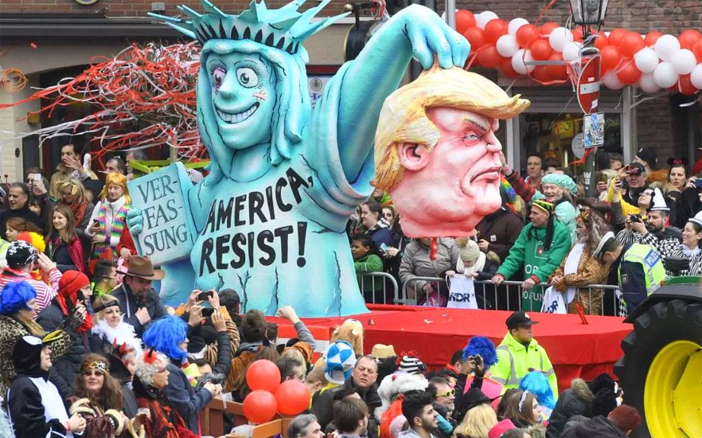 Carnevale Dusseldorf