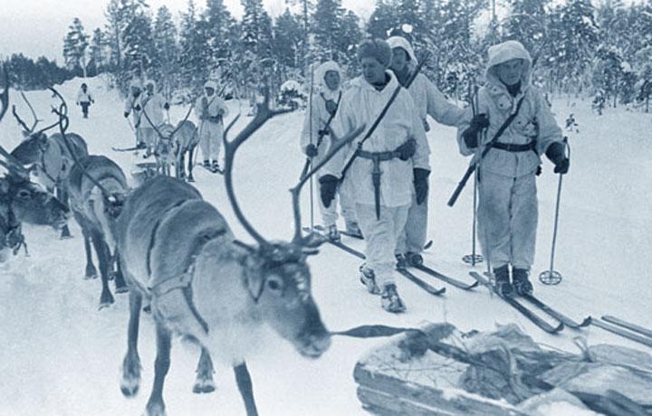 Guerra di inverno - Finlandia - Russia - 1939-1940