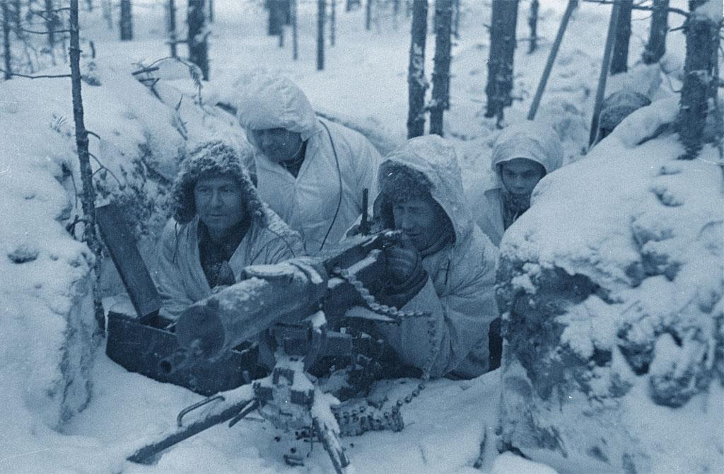 Guerra d'inverno - Guerra di inverno - Finlandia e Russia - 1939-1940