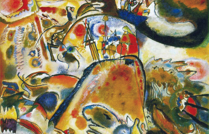 Piccole gioie - Kandinsky - small