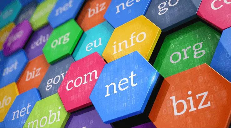 dominio sito web differenze