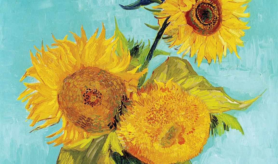 Girasoli Vincent Van Gogh