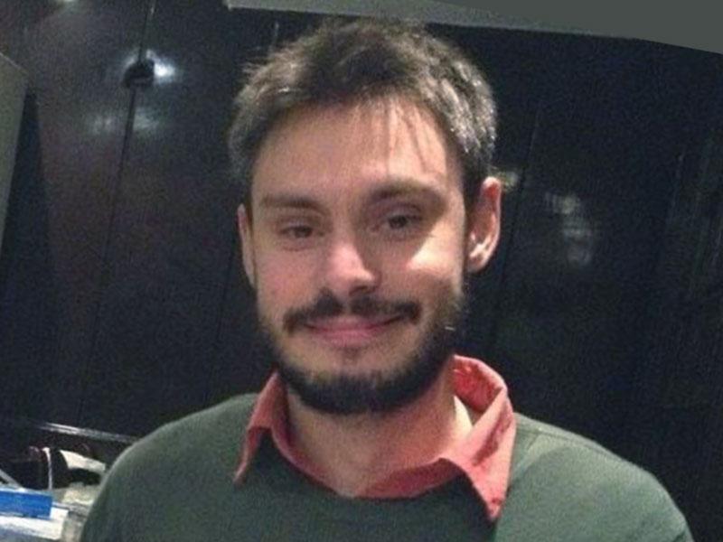 Giulio Regeni foto