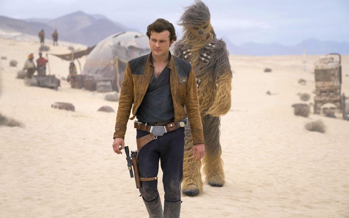 Han Solo - Chewbecca