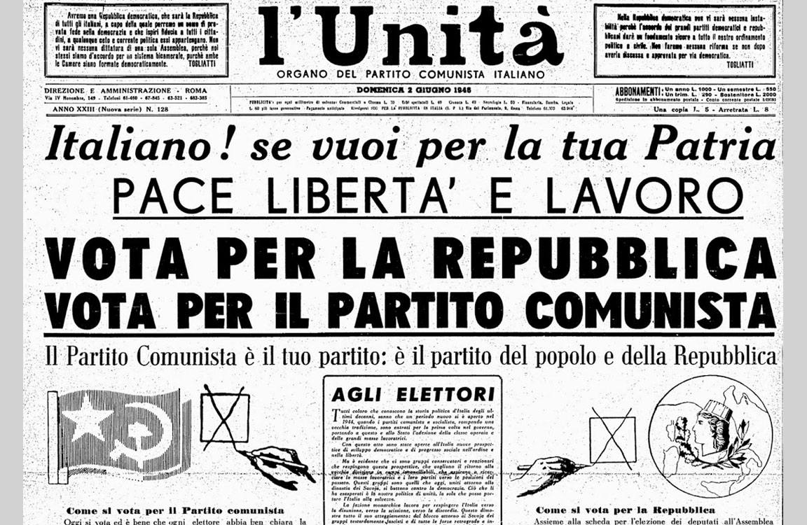Unità Vota Comunista