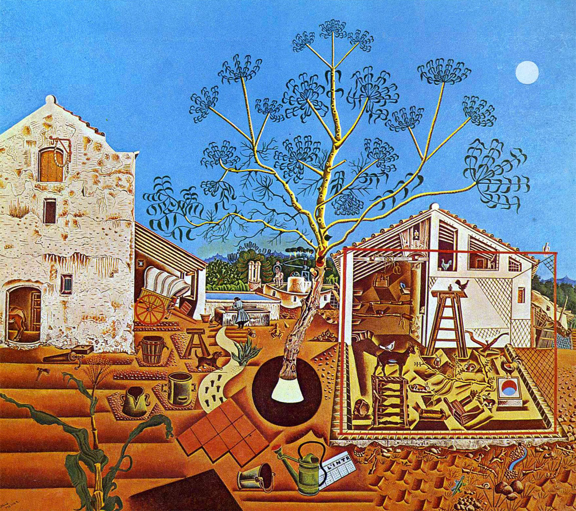 La Fattoria - The Farm - Joan Miró
