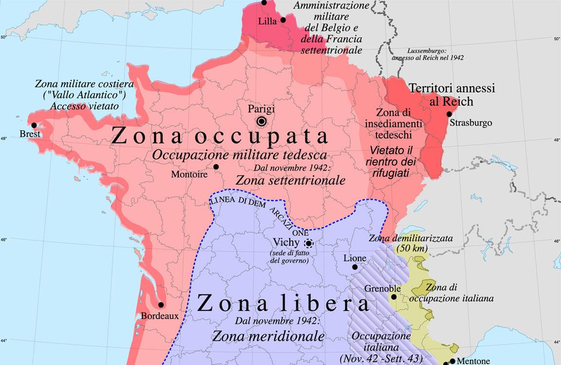 Campagna di Francia - Battaglia di Francia