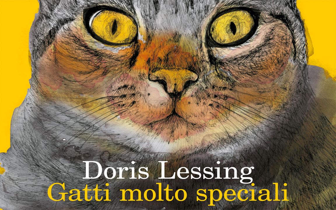 Gatti molto speciali libro Doris Lessing