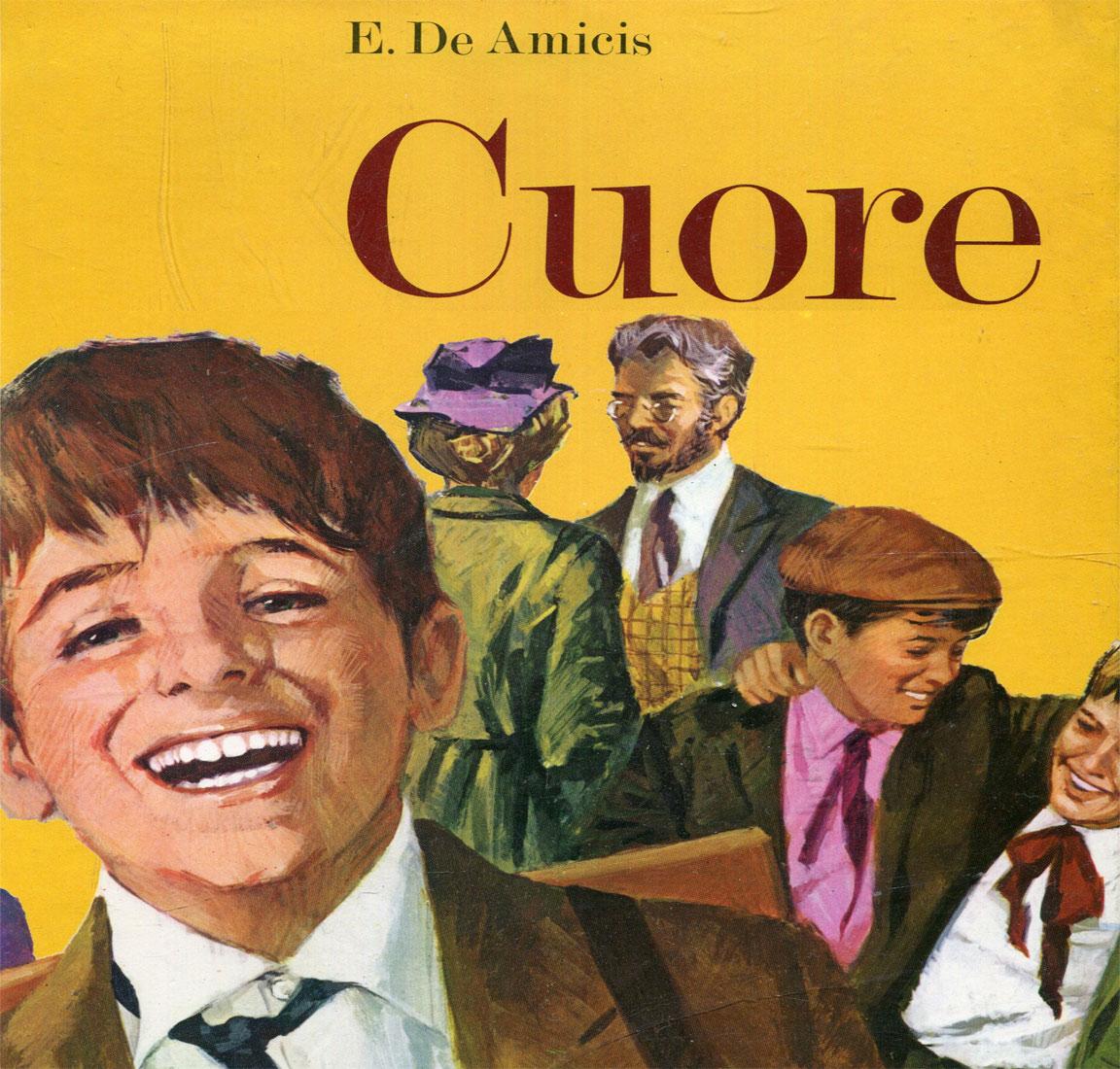 Cuore Libro Edmondo De Amicis