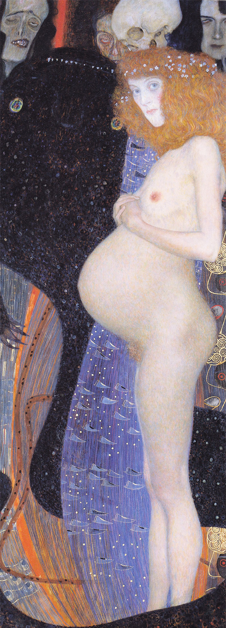 Speranza I - Hope 1 - Klimt - Quadro - Picture