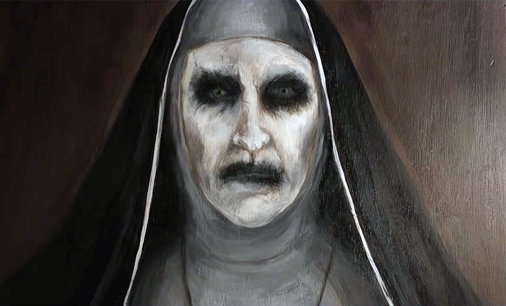 The Nun - film horror