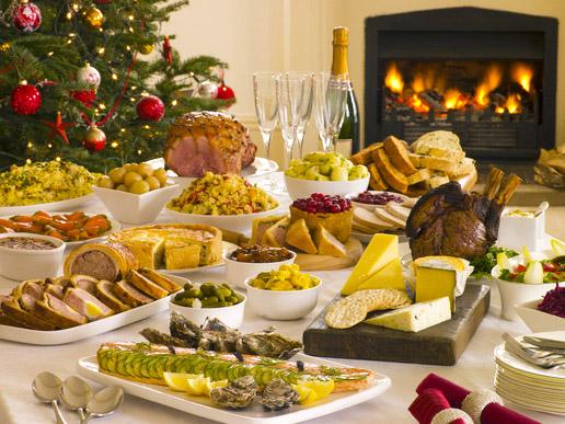 Pasti Di Natale.I Pasti Cene E Pranzi Natalizi Nel Mondo
