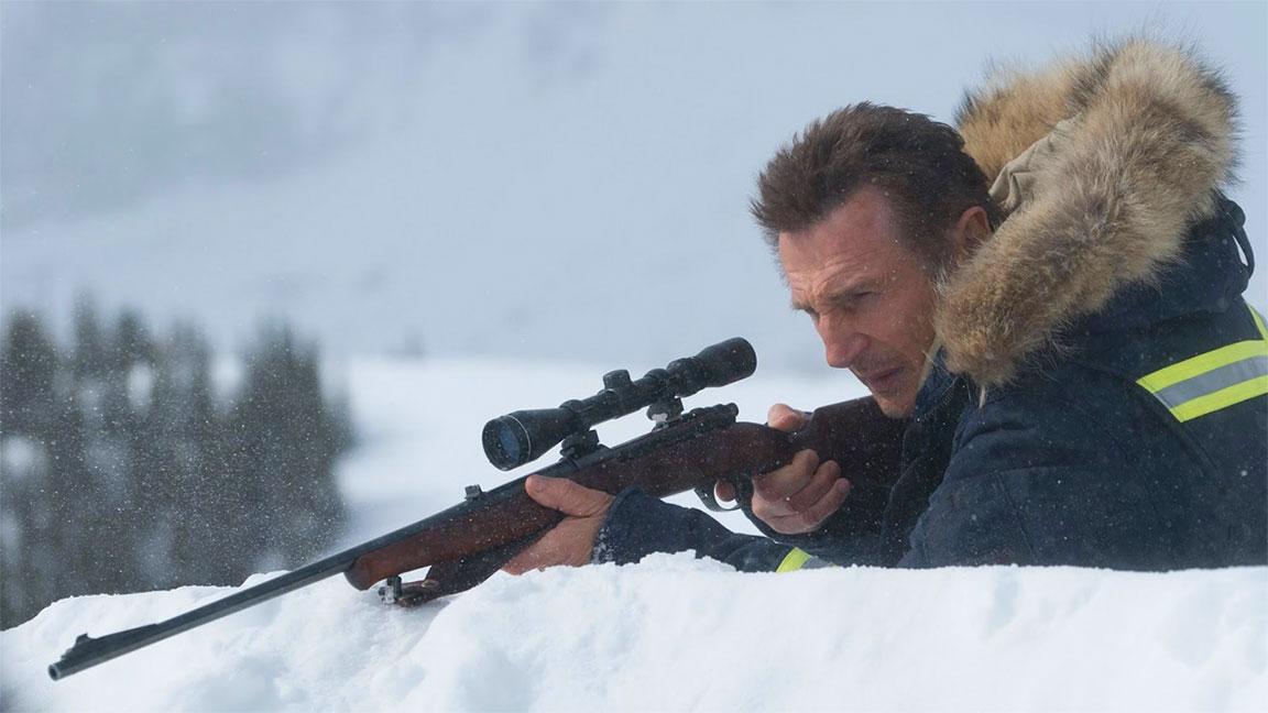 Un uomo tranquillo: Liam Neeson nei panni di Nels Coxman
