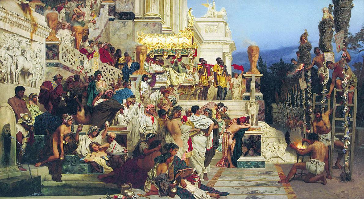 Persecuzione dei cristiani