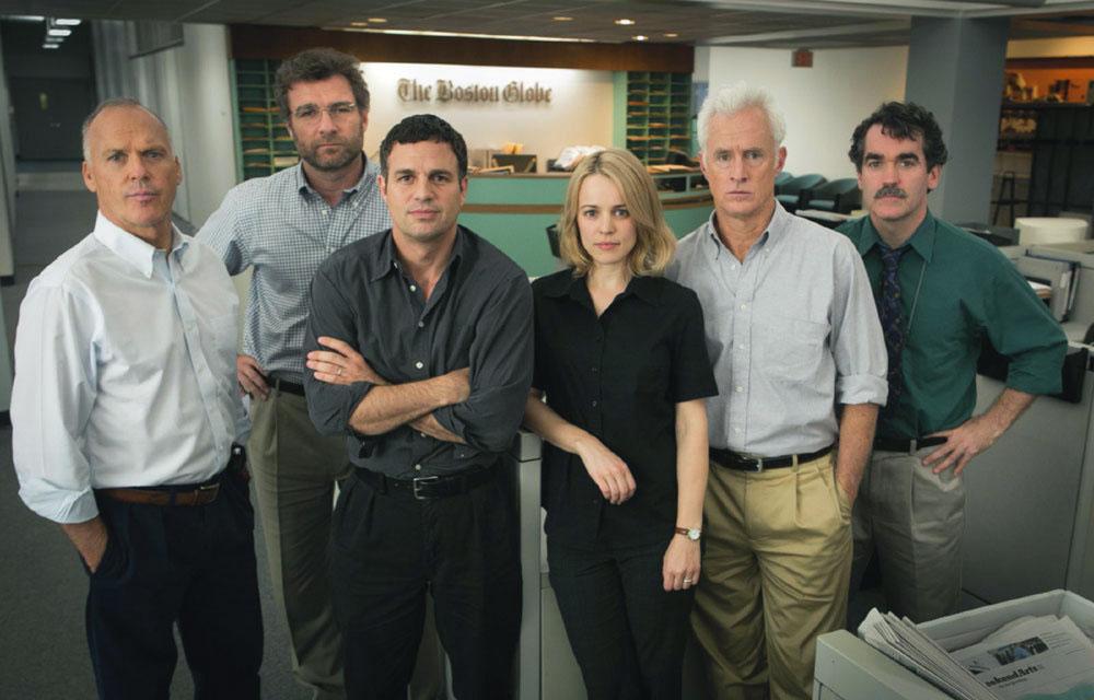Il caso Spotlight - La squadra di giornalisti