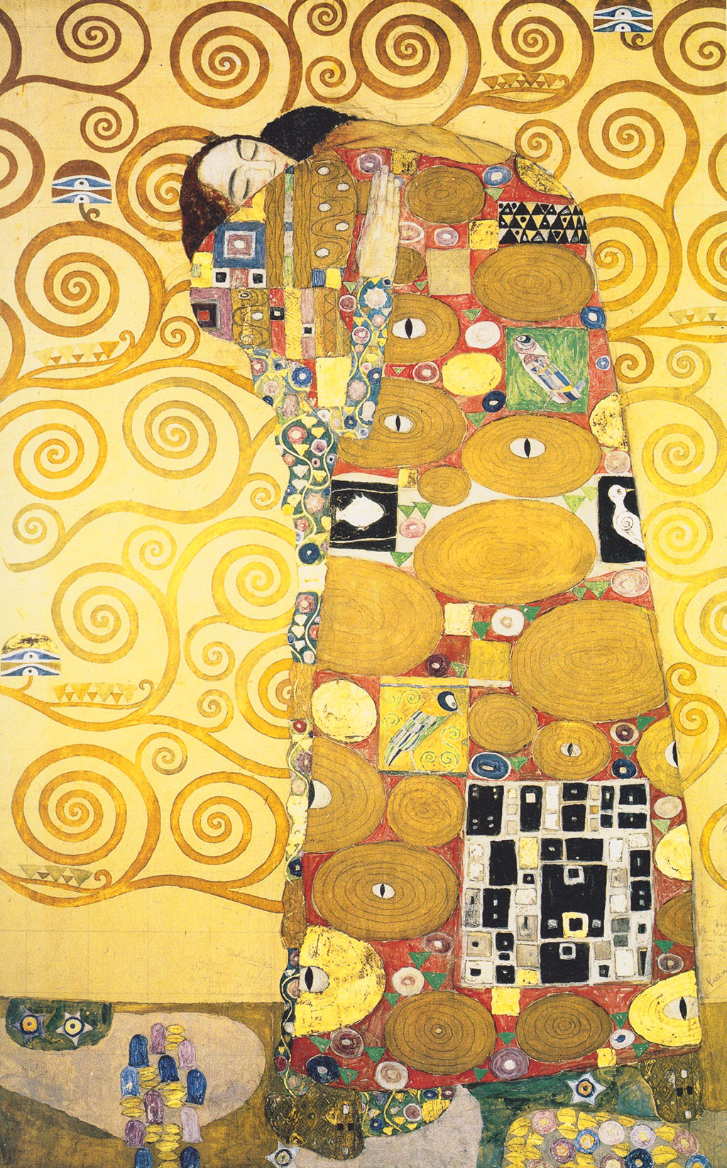 Abbraccio Klimt Die Umarmung The Embrace