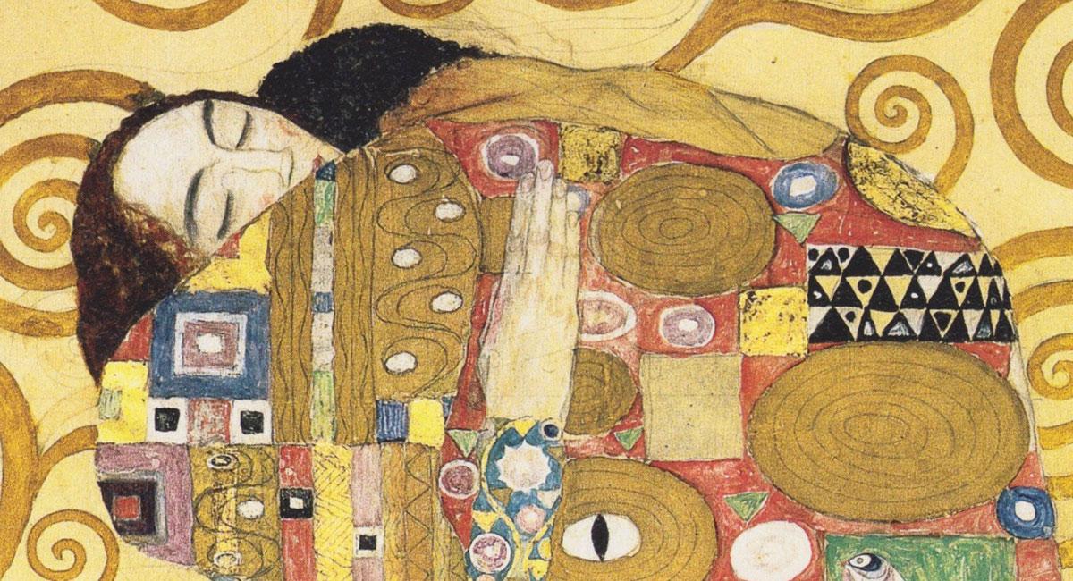 Abbraccio Klimt