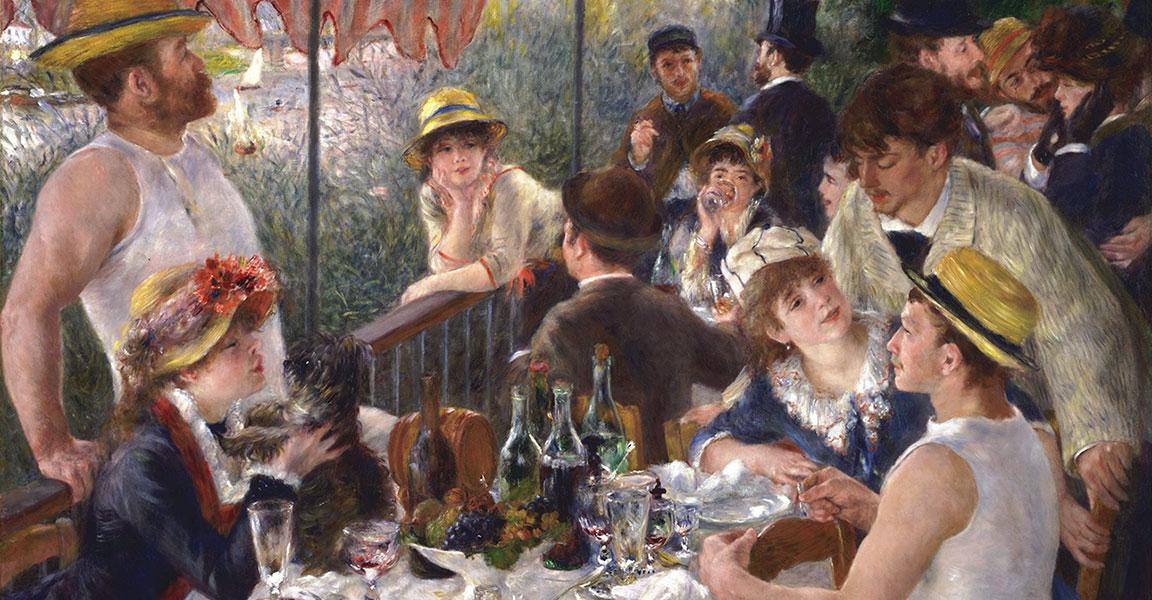 colazione dei canottieri renoir