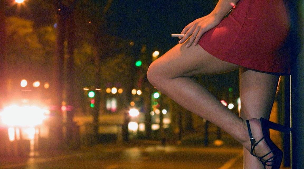 lucciola prostituta