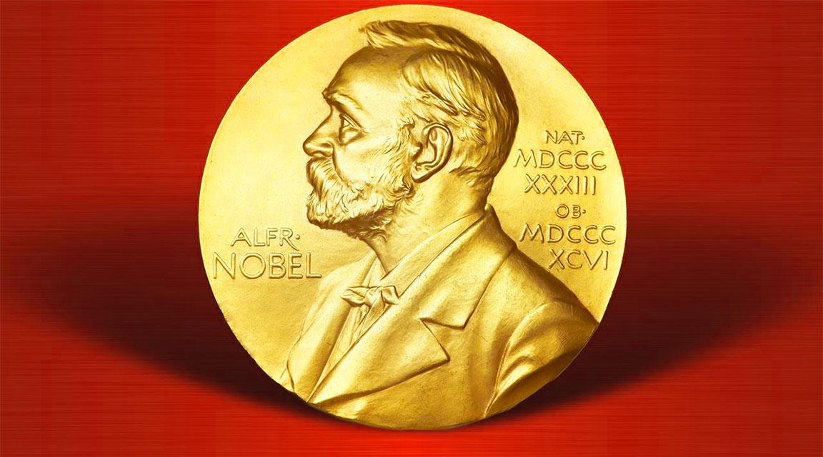 premio nobel, medaglia d'oro