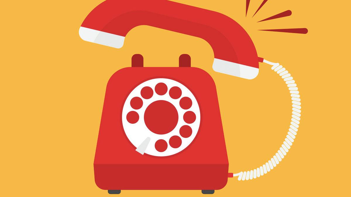 squillo del telefono - telefono che squilla