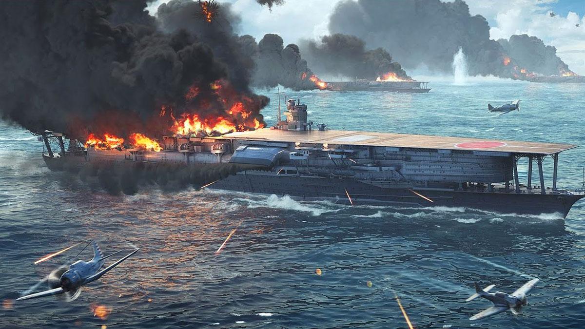 Midway, Battaglia di Midway