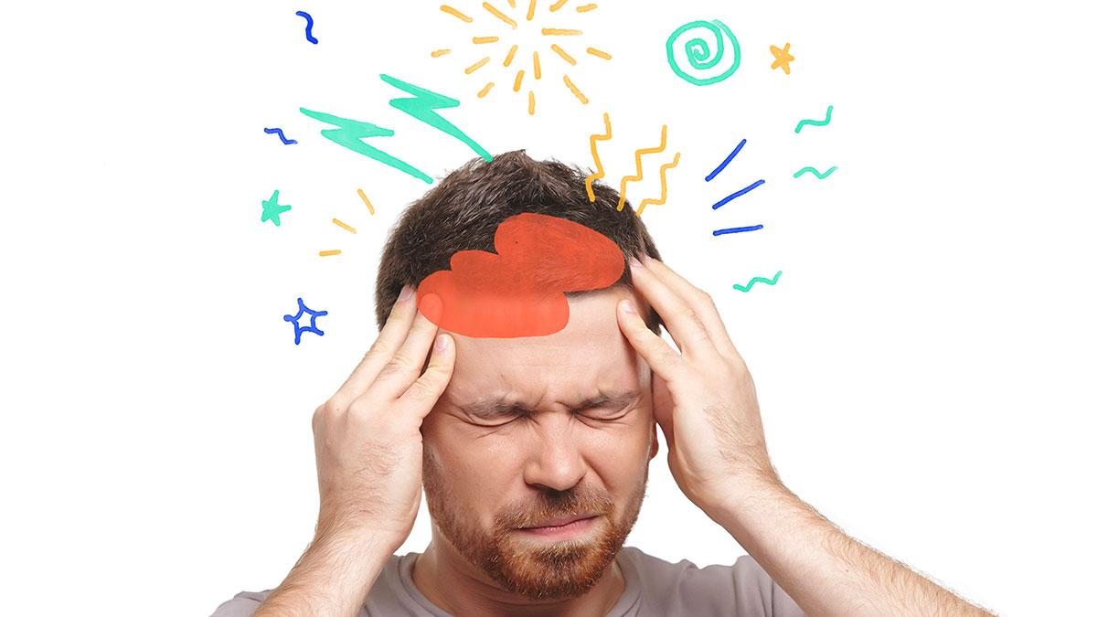 Mal di testa: differenze tra emicrania e cefalea