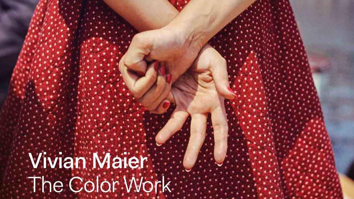 Vivian Maier: The Color Work – Foto dalla copertina del libro