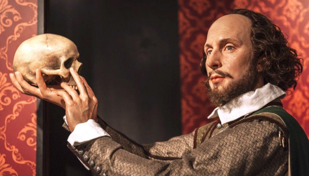 Hamlet Amleto scena teatrale