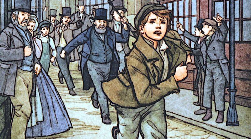 Oliver Twist, riassunto del romanzo con analisi e commento