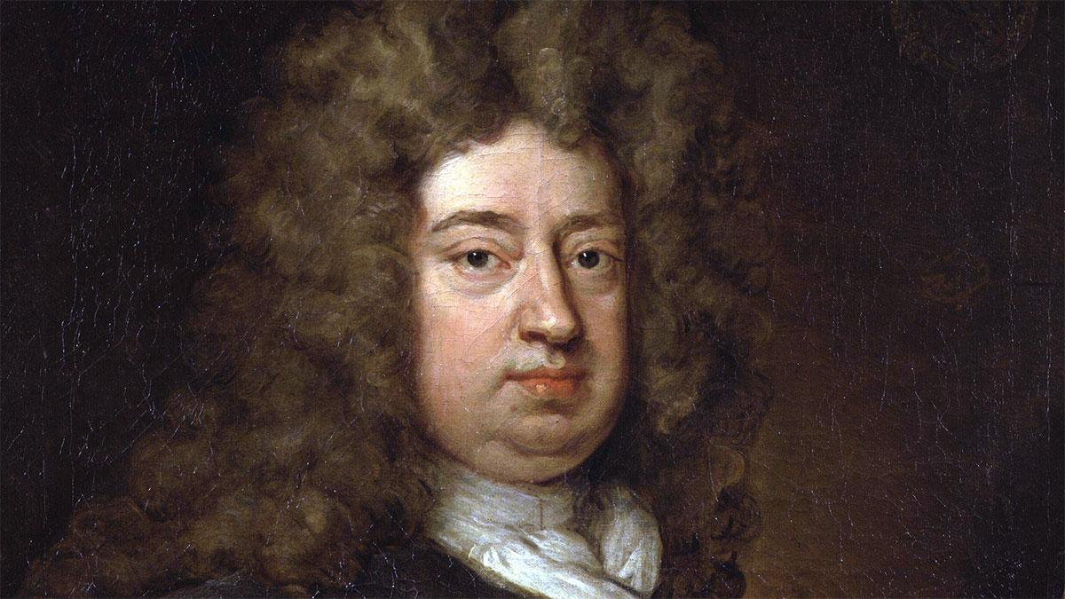 Charles Sackville, 6° Conte di Dorset, Lord Ciambellano dal 1689 al 1697 (Dipinto di Godfrey Kneller, 1697)