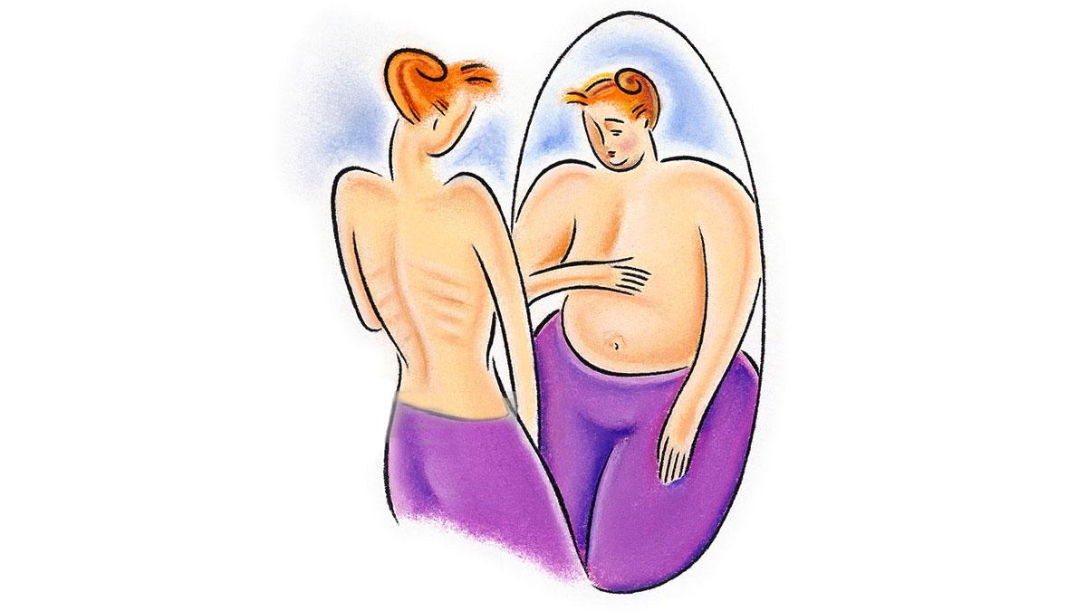 Anoressia e Bulimia, differenze - DCA (Disturbi del Comportamento Alimentare)