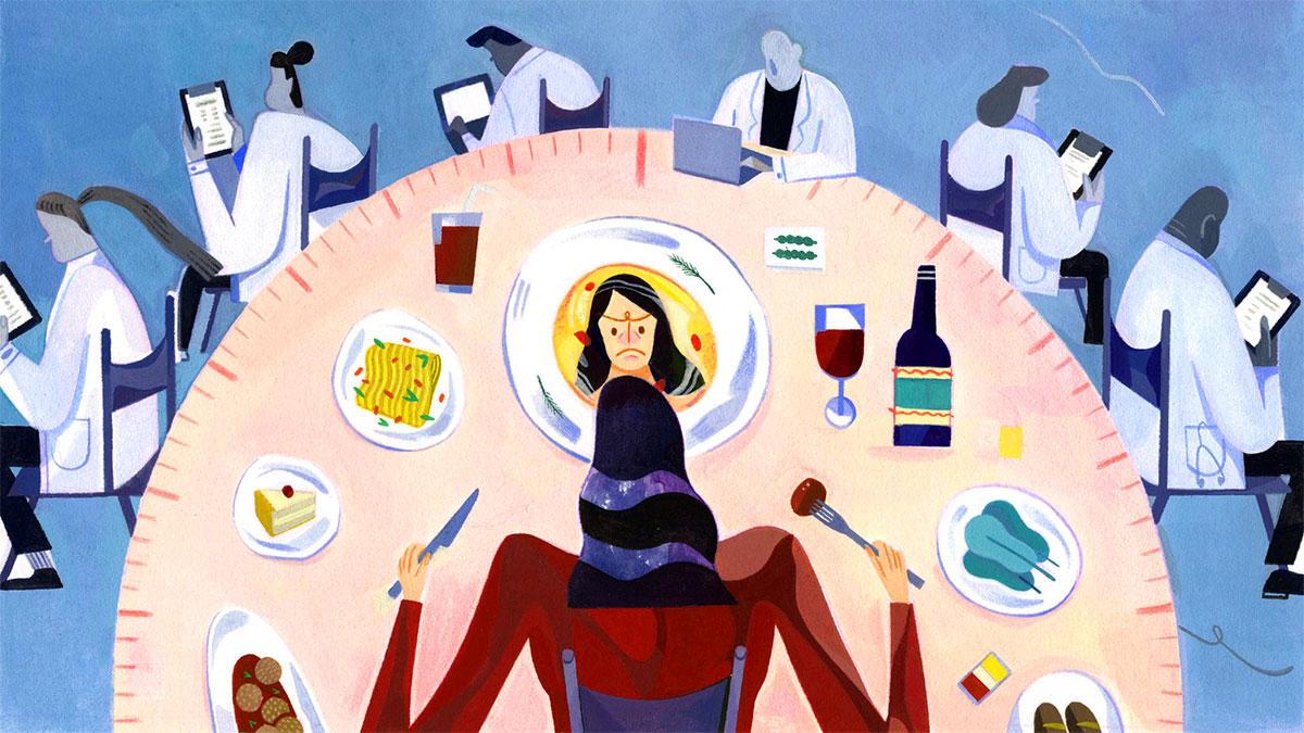 Anoressia e Bulimia: serve essere seguiti da esperti: medici, psicologi e nutrizionisti